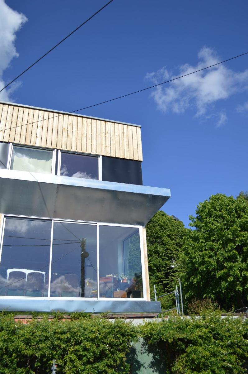 Maison darchitecte bois contemporaine ROUEN > DJSLBois