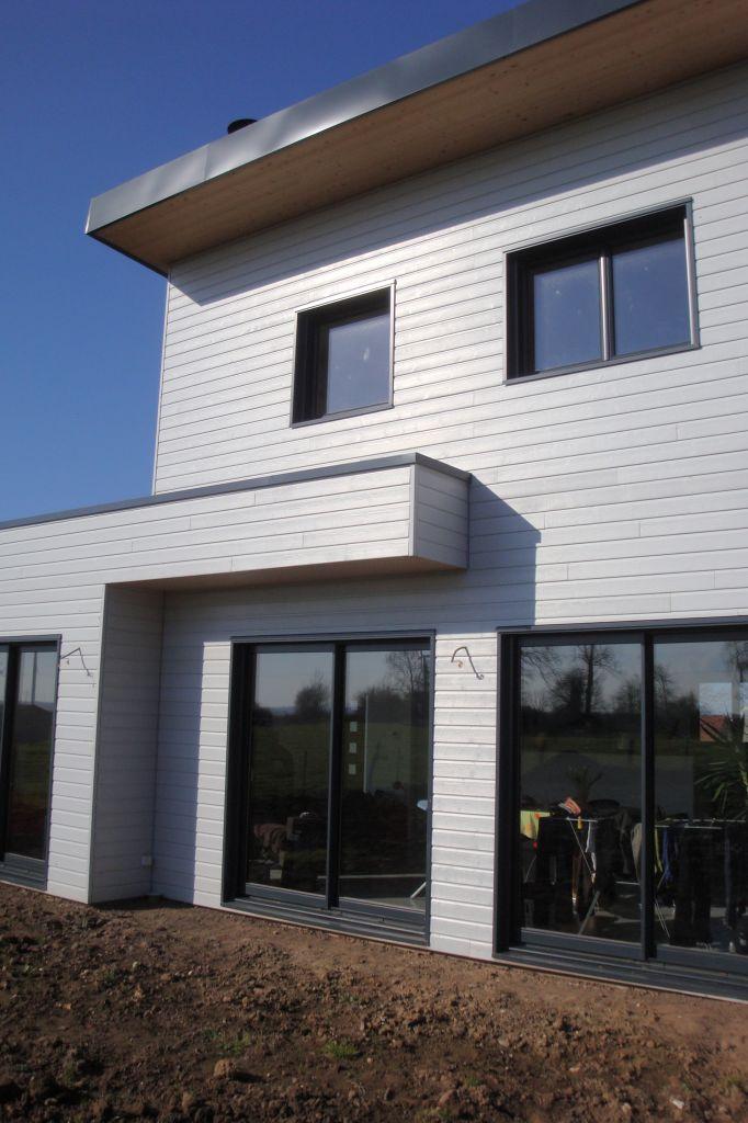Maison ossature bois à Ambrumesnil (76550) > DJSLBois
