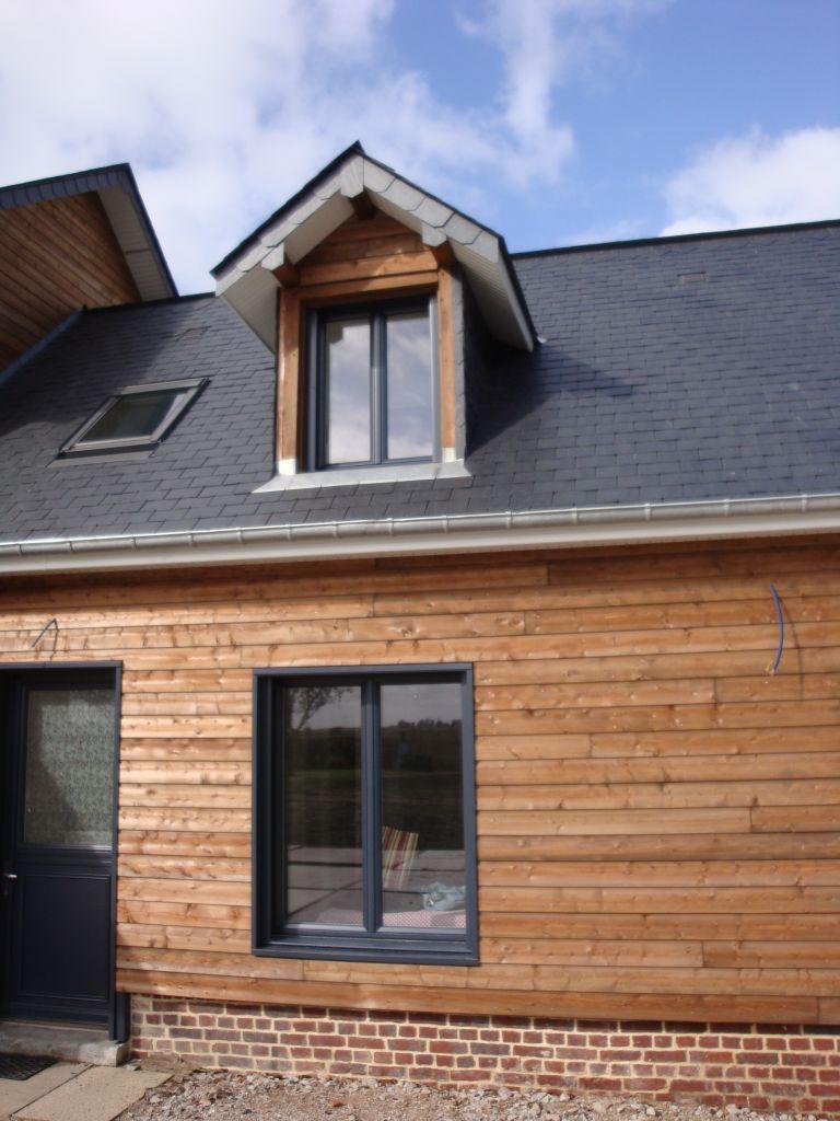Maison bois Longueil (76860) > DJSLBois