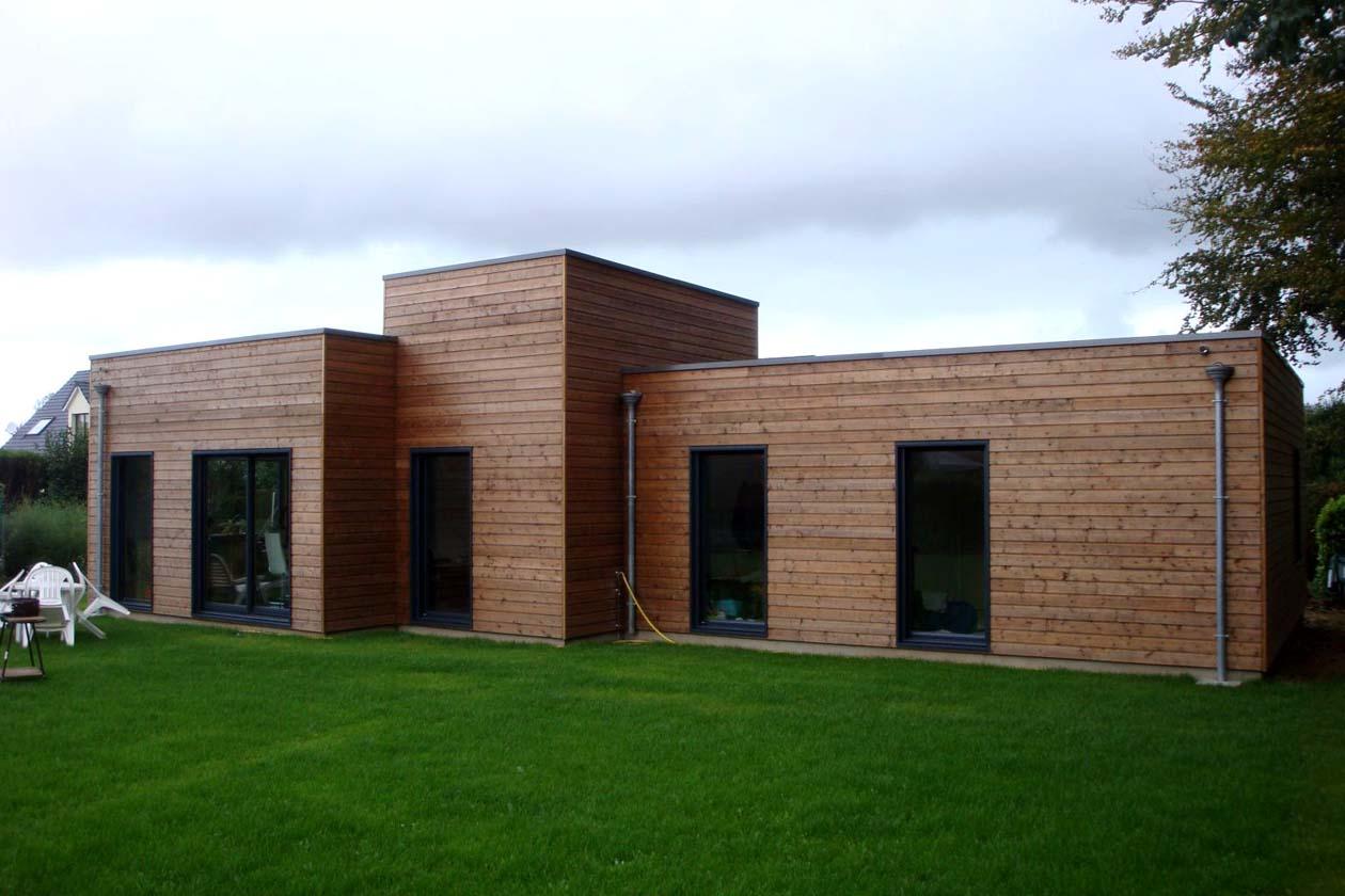 constructeur maison bois calvados 28 images constructeur maison contemporaine calvados. Black Bedroom Furniture Sets. Home Design Ideas
