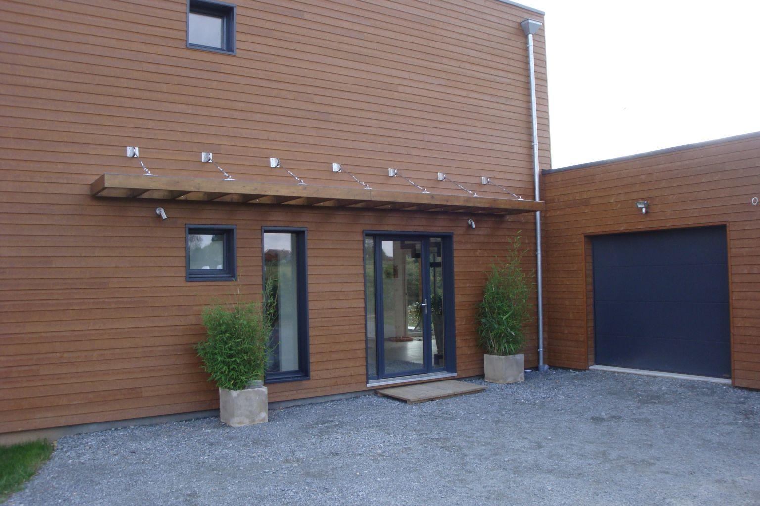 Maison bois Montville (76710) > DJSLBois