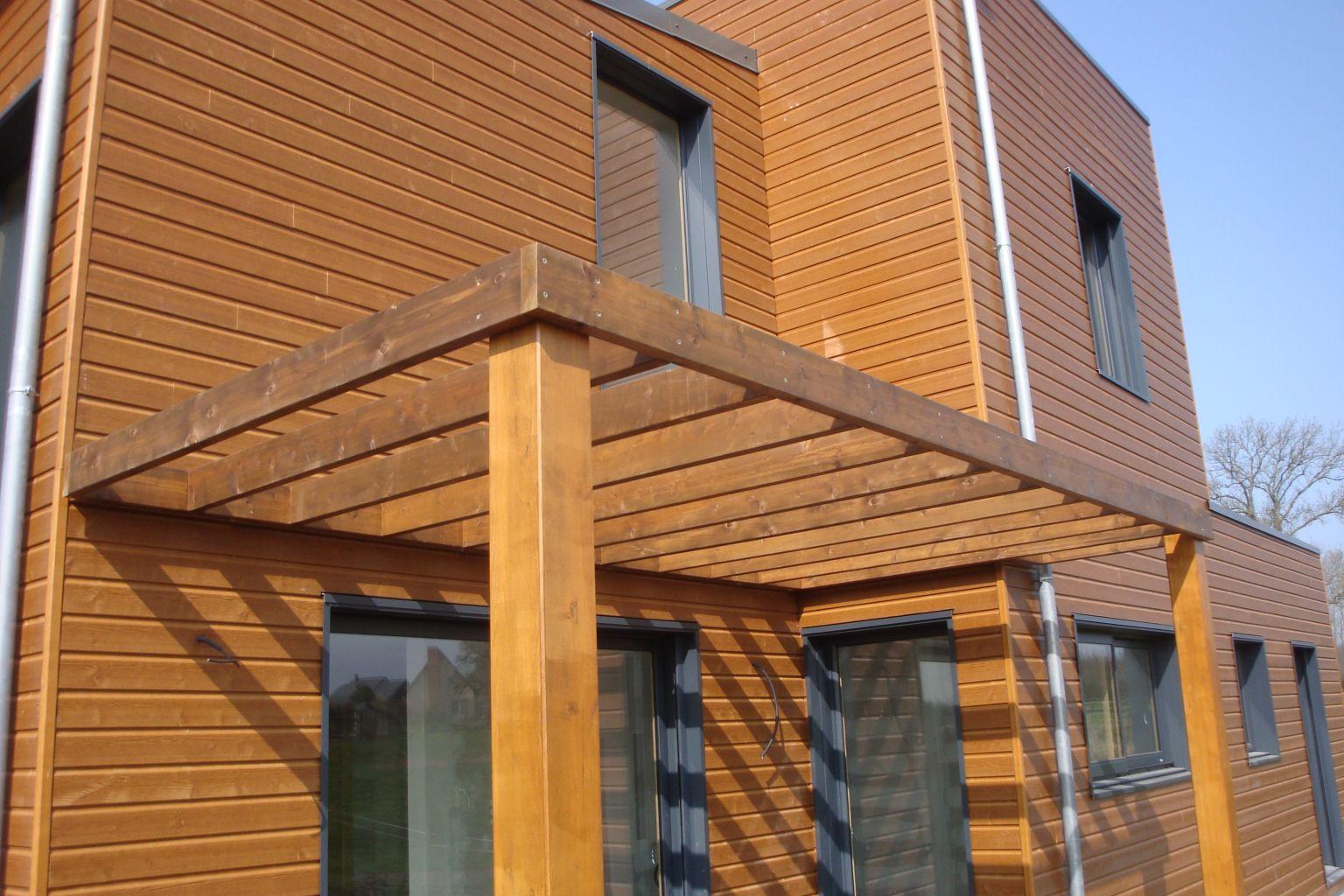 Maison ossature bois à MartinEglise 76370 > DJSLBois