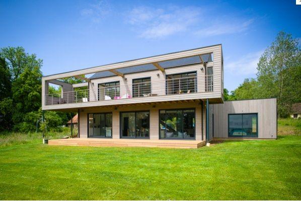 Constructeur de maisons bois en seine maritime for Constructeur de maison en bois en haute normandie