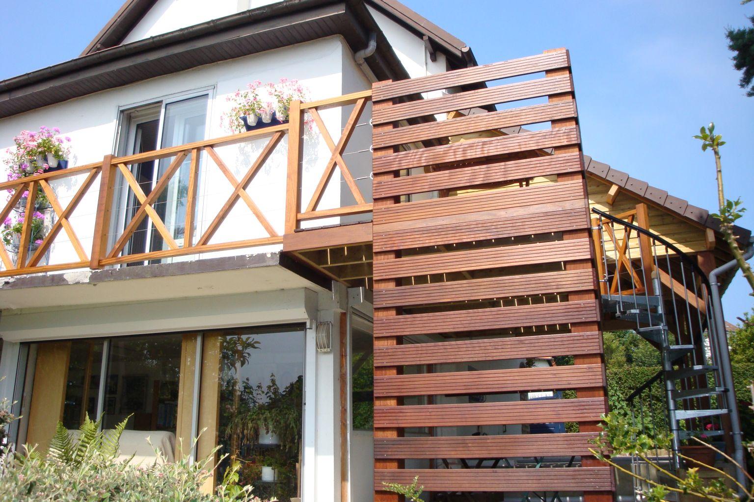 Extension Bois Sur Pilotis : Maison bois Extensions bois Terrasses bois