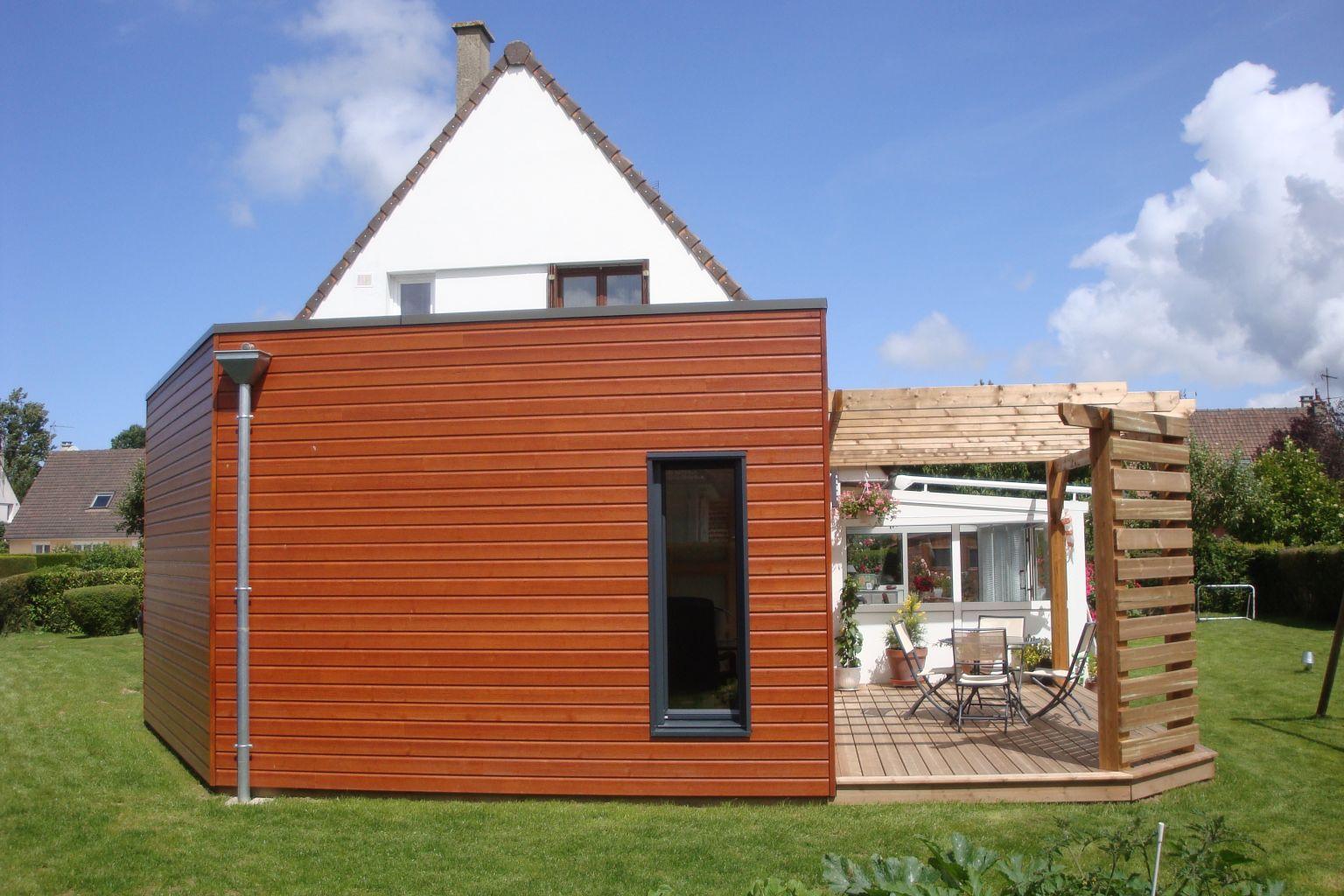 extensions bois offranville 76550 djsl bois. Black Bedroom Furniture Sets. Home Design Ideas