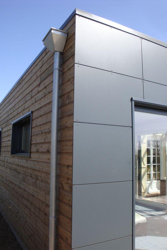 extension en bois la rue saint pierre 76690 djsl bois. Black Bedroom Furniture Sets. Home Design Ideas