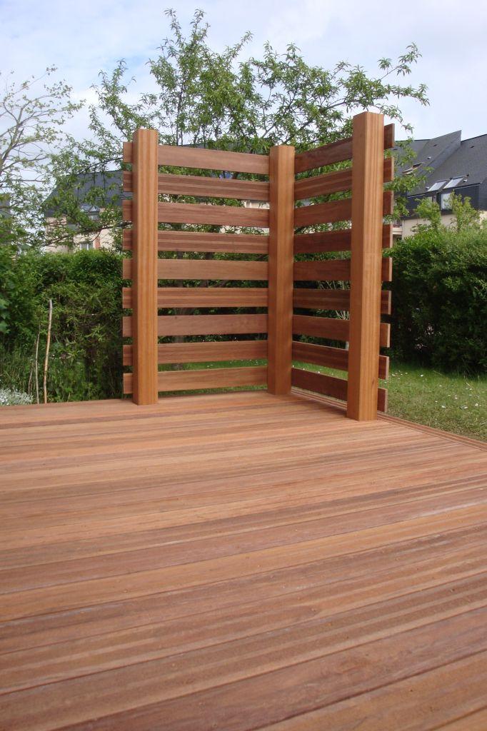 terrasse bois qui verdit. Black Bedroom Furniture Sets. Home Design Ideas